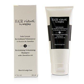 Купить Hair Rituel by Sisley Восстанавливающий Шампунь для Объема с Маслом Камелии 200ml/6.7oz