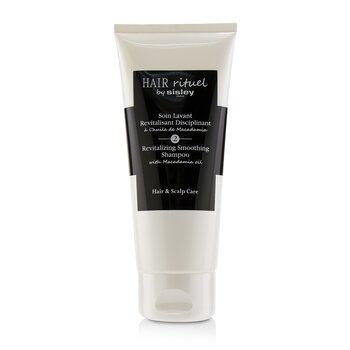 Купить Hair Rituel by Sisley Восстанавливающий Разглаживающий Шампунь с Маслом Макадамии 200ml/6.7oz