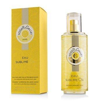 Roger & Gallet Eau Sublime Or Bois D'Orange Fresh Fragrant Water Spray 100ml/3.3oz
