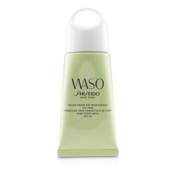 Купить Waso Color-Smart Нежирное Дневное Увлажняющее Средство SPF 30 50ml/1.9oz, Shiseido