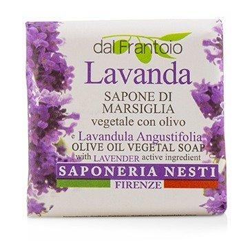 네스티단테 Dal Frantoio Olive Oil Vegetal Soap - Lavander 100g/3.5oz