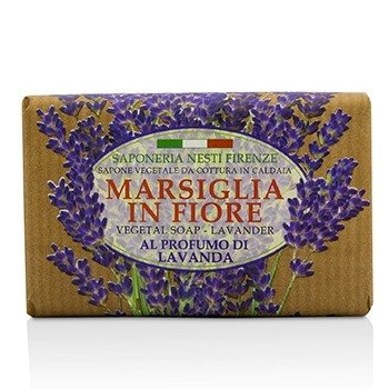 네스티단테 Marsiglia In Fiore Vegetal Soap - Lavender 125g/4.3oz