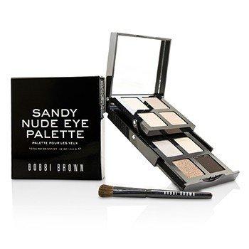 바비 브라운 Sandy Nude Eye Palette 10.8g/0.38oz