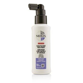 Купить Diameter System 5 Средство для Волос и Кожи Головы (для Химически Обработанных Волос, Легкое Выпадение, Безопасно для Окрашенных Волос) 100ml/3.38oz, Nioxin