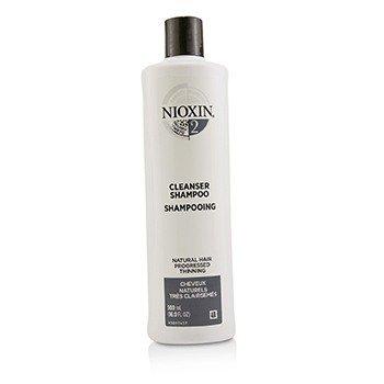 Купить Derma Purifying System 2 Очищающий Шампунь (для Натуральных Волос, Прогрессирующее Выпадение) 500ml/16.9oz, Nioxin
