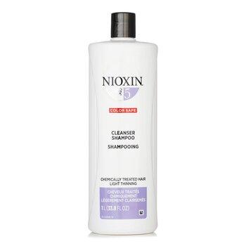 Купить Derma Purifying System 5 Очищающий Шампунь (для Химически Обработанных Волос, Легкое Выпадение, Безопасен для Окрашенных Волос) 1000ml/33.8oz, Nioxin