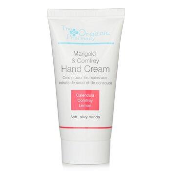 The Organic Pharmacy Marigold & Comfrey Hand Cream 50ml/1.7oz