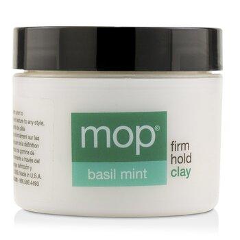 MOP MOP Basil Mint Firm Hold Clay 58g/2oz