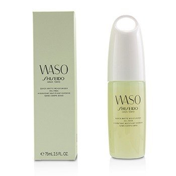 Купить Waso Нежирное Матирующее Увлажняющее Средство 75ml/2.5oz, Shiseido
