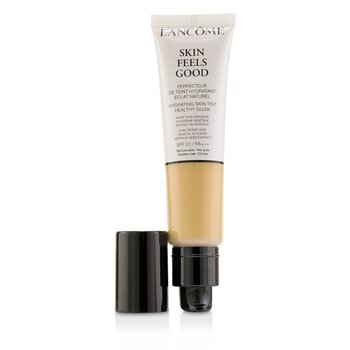 Купить Skin Feels Good Увлажняющий Тональный Крем для Здорового Сияния Кожи SPF 23 - # 025W Soft Beige 32ml/1.08oz, Lancome