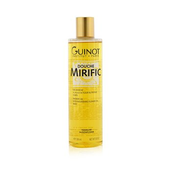 Guinot Mirific Nourishing Flower Oil Shower Gel 300ml|8.8oz