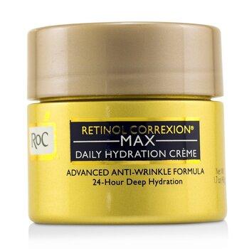 Купить Retinol Correxion Max Ежедневный Увлажняющий Крем 48g/1.7oz, ROC