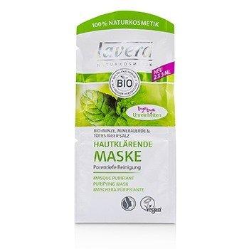Lavera Organic Mint Purifying Mask 2x5ml