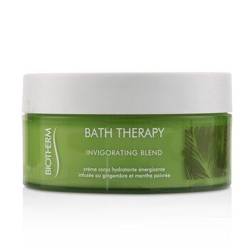 Купить Bath Therapy Invigorating Blend Увлажняющий Крем для Тела 200ml/6.76oz, Biotherm