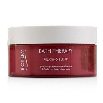 Купить Bath Therapy Relaxing Blend Увлажняющий Крем для Тела 200ml/6.76oz, Biotherm