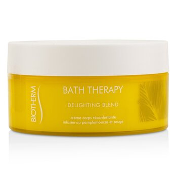 Купить Bath Therapy Delighting Blend Увлажняющий Крем для Тела 200ml/6.76oz, Biotherm