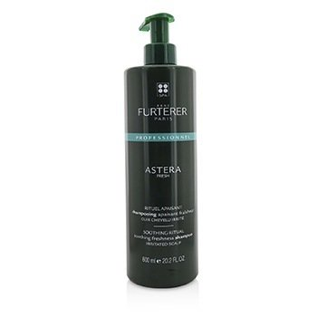Rene Furterer Astera Fresh Soothing Ritual Soothing Freshness Shampoo - Irritated Scalp (Salon Product) 600ml/20.2oz