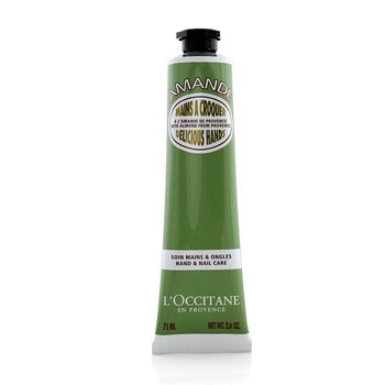 LOccitane Almond Delicious Hands 75ml|2.5oz