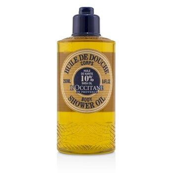 Купить Shea Oil 10% Масло для Душа 250ml/8.4oz, L'Occitane