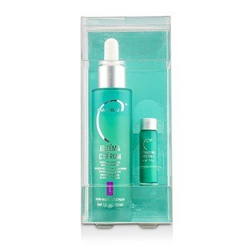 Eczema C Serum (With Activating Crystals) (Exp. Date 09/2018) Malibu C  Eczema C Serum (With Activating Crystals) (Exp. Date 09/2018) 30ml/1oz