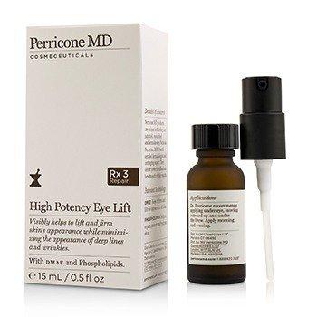 High Potency Eye Lift (Exp. Date: 11/2018) Perricone MD High Potency Eye Lift (Exp. Date: 11/2018) 15ml/0.5oz