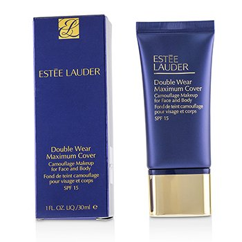 Купить Double Wear Maximum Cover Camouflage Make Up (Face & Body) SPF15 - #1C1 Cool Bone 30ml/1oz, Estee Lauder