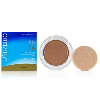 SHISEIDO | Shiseido UV Protective Compact Foundation SPF 36 Refill - # SP20 Light Beige 12g/0.42oz | Goxip