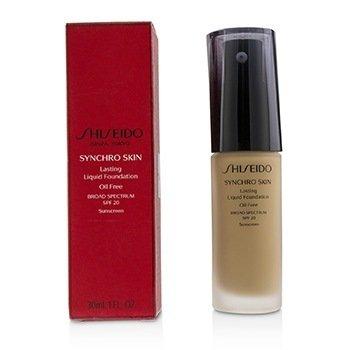 Купить Synchro Skin Lasting Liquid Foundation SPF 20 - Golden 5 30ml/1oz, Shiseido