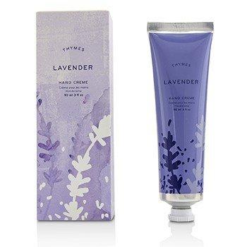 Thymes Lavender Hand Cream 90ml/3oz