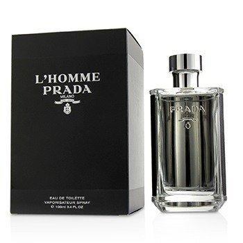 Купить L'Homme Туалетная Вода Спрей 100ml/3.3oz, Prada