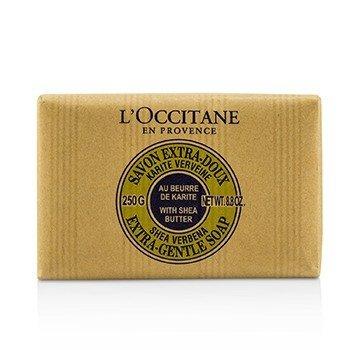 L'Occitane Shea Butter Extra Gentle Soap - Shea Verbena 250g/8.8oz