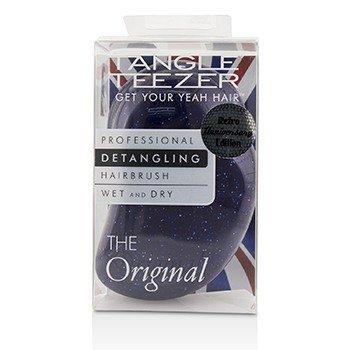 Tangle Teezer The Original Detangling Hair Brush - # Purple Glitter (For Wet & Dry Hair) 1pc 22288656209