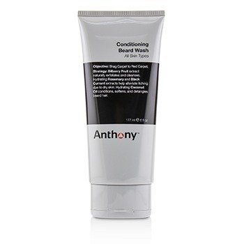 Conditioning Beard Wash - For All Skin Types (Unboxed) Anthony Conditioning Beard Wash - For All Skin Types (Unboxed) 177ml/6oz