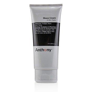 Logistics For Men Shave Cream (Unboxed) Anthony Logistics For Men Shave Cream (Unboxed) 177ml/6oz
