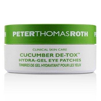 彼得罗夫 Peter Thomas Roth Cucumber De-Tox Hydra-Gel Eye Patches (Unboxed) 30 Pairs