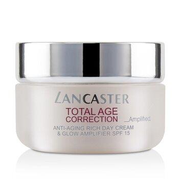 Купить Total Age Correction Amplified - Антивозрастной Насыщенный Дневной Крем для Сияния Кожи 50ml/1.7oz, Lancaster