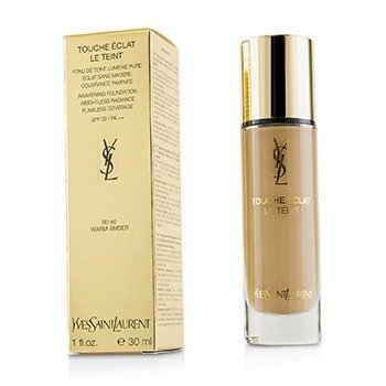 Купить Touche Eclat Le Teint Бодрящая Основа SPF22 - #BD60 Warm Amber 30ml/1oz, Yves Saint Laurent