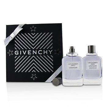 Купить Gentlemen Only Набор: Туалетная Вода Спрей 100мл/3.3унц + Лосьон после Бритья 100мл/3.3унц 2pcs, Givenchy