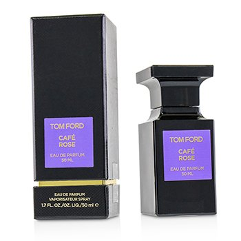 Tom Ford Jardin Noir Cafe Rose Eau De Parfum Spray (Without Cellophane) 50ml/1.7oz