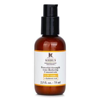 Dermatologist Solutions Эффективный Разглаживающий Концентрат (с 12.5% Витамином C + Гиалуроновой Кислотой) 75ml/2.5oz фото