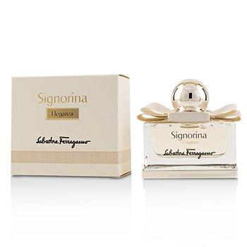 Купить Signorina Eleganza Парфюмированная Вода Спрей 30ml/1oz, Salvatore Ferragamo