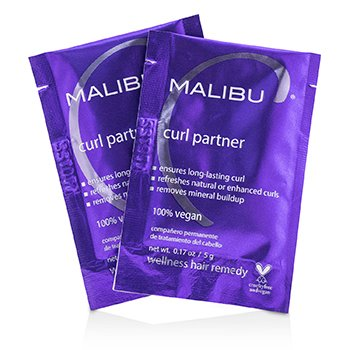 Malibu C Curl Partner Wellness Hair Remedy 12x5g/0.17oz