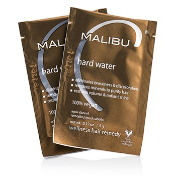 Malibu C Hard Water Wellness Hair Remedy 12x5g/0.17oz