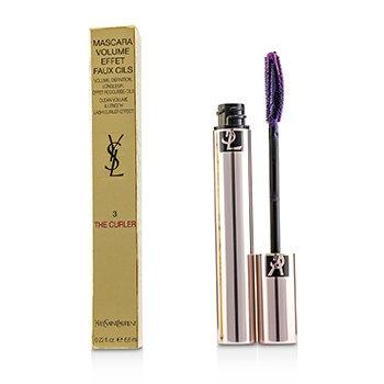 Купить Volume Effet Faux Cils Подкручивающая Тушь для Ресниц - # 03 Mischievous Violet 6.6ml/0.22oz, Yves Saint Laurent
