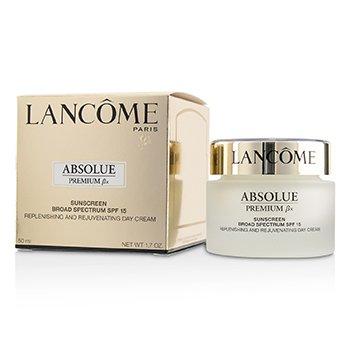 Купить Absolue Premium Bx Восстанавливающий и Омолаживающий Дневной Крем SPF15 (Версия США) 50ml/1.7oz, Lancome