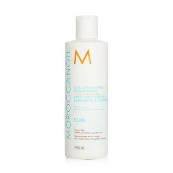 Купить Curl Enhancing Кондиционер (для Всех Типов Кудрявых Волос) 250ml/8.5oz, Moroccanoil