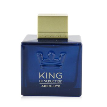 King Of Seduction Absolute Eau De Toilette Spray 100ml/3.3oz