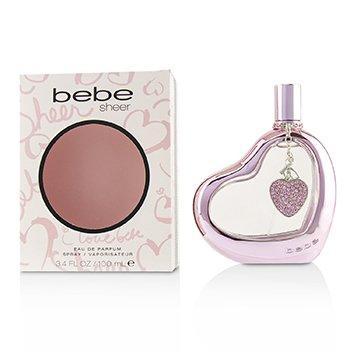 Bebe Sheer Eau De Parfum Spray  100ml/3.4oz
