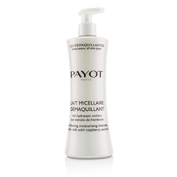 PayotLes Demaquillantes Lait Micellaire Demaquillant Comforting Moisturising Cleansing Micellar Milk For All Skin Types 400ml 13.5oz