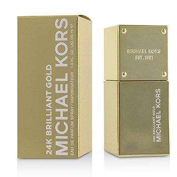 Michael Kors 24K Brillant Gold Eau De Parfum Spray 30ml|1oz